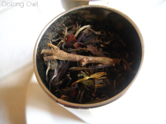 Butterscotch from The Persimmon Tree - Oolong Owl Tea Review (2)