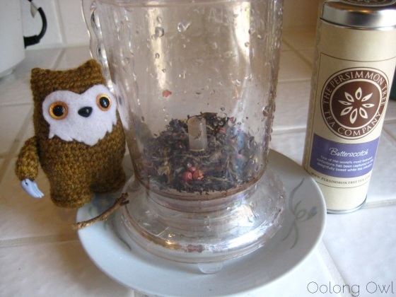 Butterscotch from The Persimmon Tree - Oolong Owl Tea Review (6)