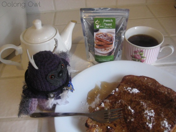 French Toast Black Tea from 52 Teas - Oolong Owl Tea Review (7)