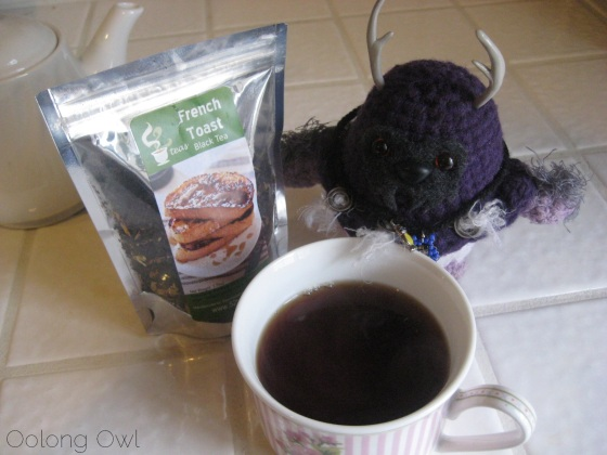 French Toast Black Tea from 52 Teas - Oolong Owl Tea Review (9)