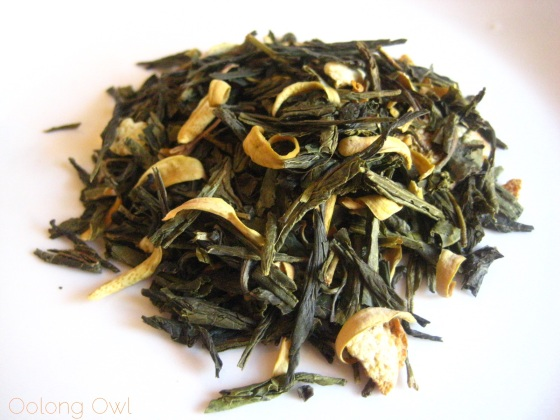 la Fleur d' Oranger from Le Palais Des Thes - Oolong Owl Tea Review (3)