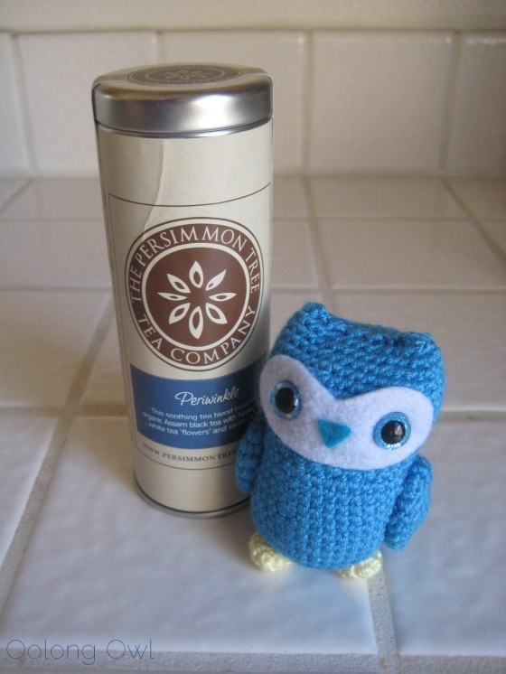 Periwinkle from The Persimmon Tree - Oolong Owl Tea Review (1)