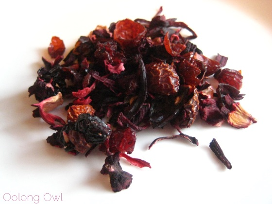 Pondi Cherry from New Mexico Tea Company - Oolong Owl Tea Review (2)