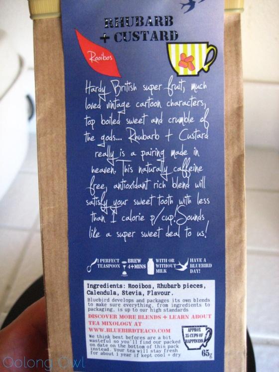 Rhubarb Custard from Bluebird Tea Co - Oolong Owl Tea Review (4)