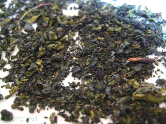 All day oolong from teascent - Oolong Owl tea review (5)
