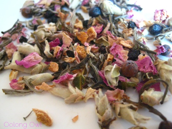 Eight Treasures Yabao from Verdant Teas - Oolong Owl tea review (4)