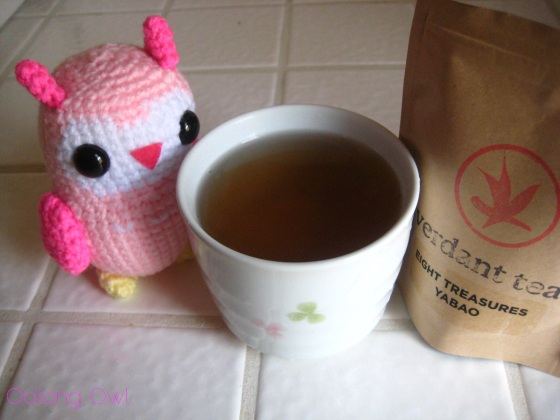 Eight Treasures Yabao from Verdant Teas - Oolong Owl tea review (7)