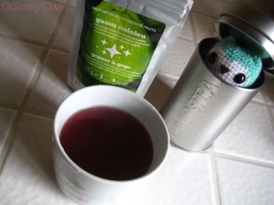 guava cadabra from DavidsTea - Oolong Owl Tea Review (8)