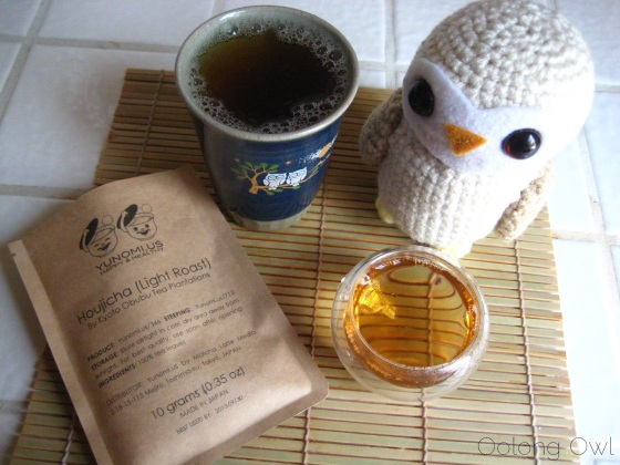 Houjicha from Yunomi Obubu Tea - Oolong Owl Tea Review (7)