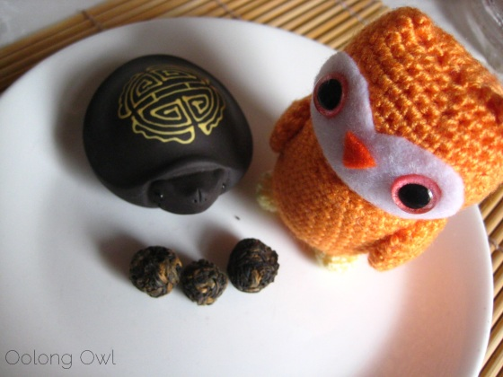Jasmine Black Pearls from DAVIDsTEA - Oolong Owl Tea Review (3)