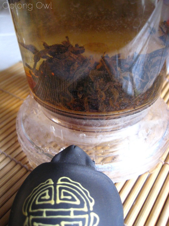 Jasmine Black Pearls from DAVIDsTEA - Oolong Owl Tea Review (5)
