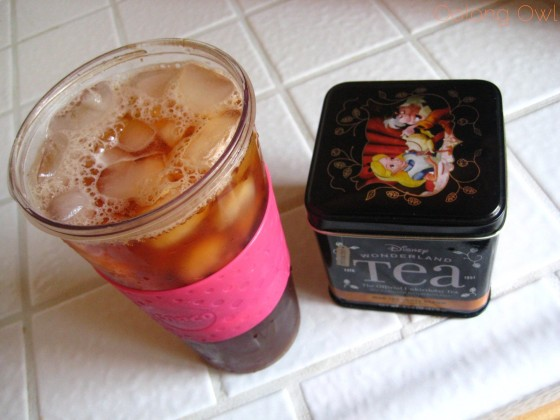 Mad Tea Party Blend from Disney Wonderland Tea - Oolong Owl Tea review (9)