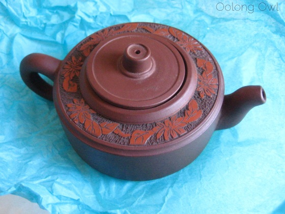 Oolong Owls THE SEASONING of yixing clay tea pot (1)