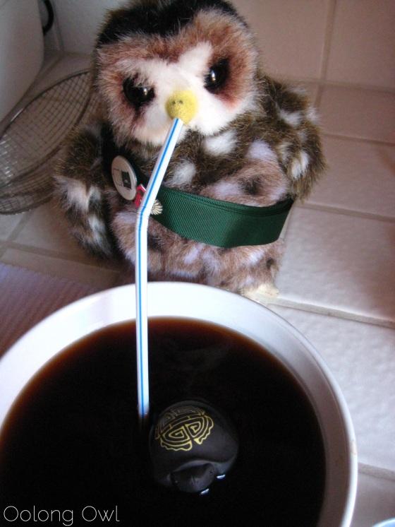 oolong owls the seasoning of yixing teapot (1)